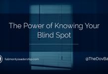 Dov Baron Blind Spot