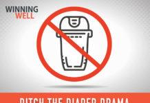 Ditch the diaper drama