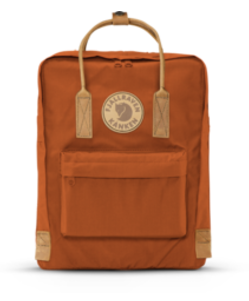 Fjallraven Backpack Orange