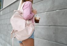 Ladies, Embrace The Work Backpack