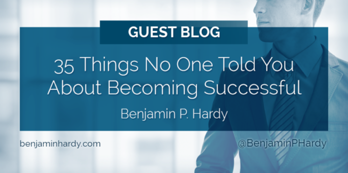 35 things no one told you about becoming successful leadx malvernweather Images