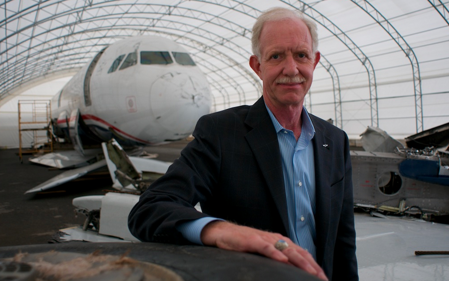 Leadership Under Cabin Pressure: A Talk With Sully