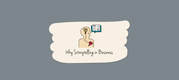 The Storyteller's Advantage: Why Storytelling in Business