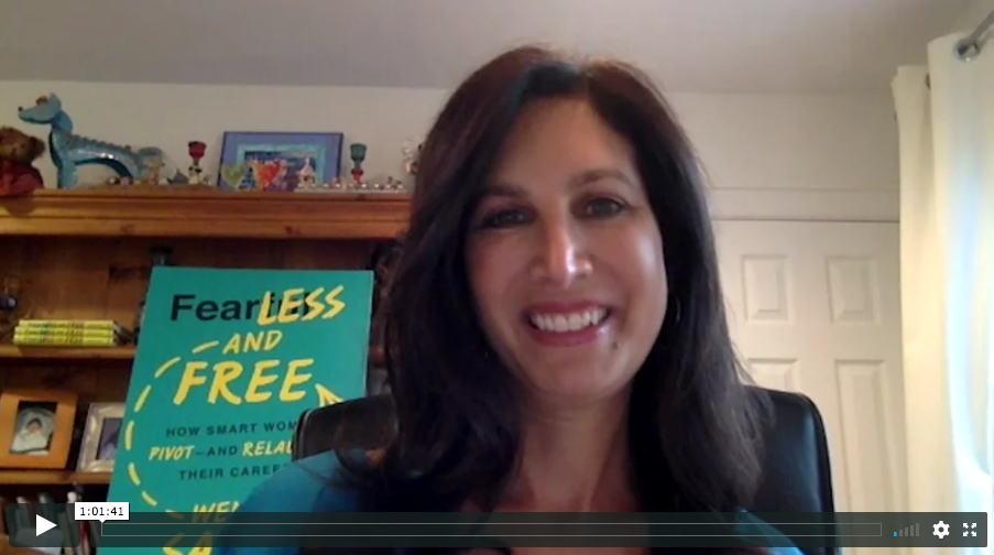 WEBINAR: Be Career Fearless