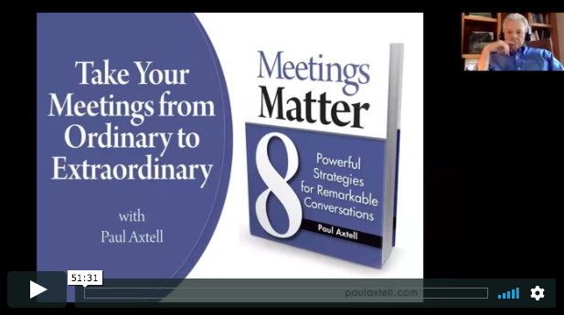 WEBINAR: Extraordinary Meetings