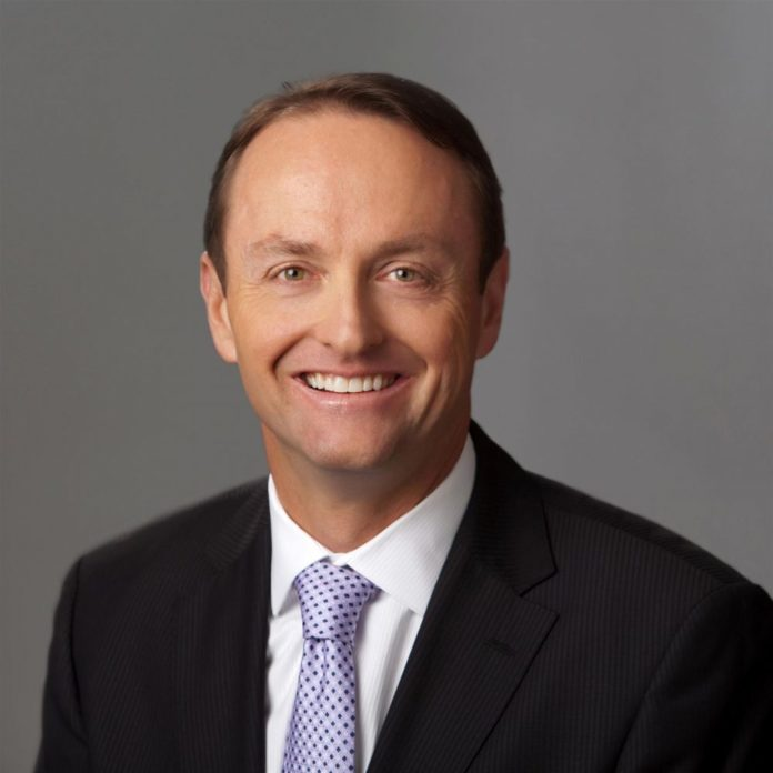 John Parker, Chief Sales Officer of Amway