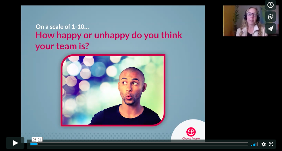 WEBINAR: 8 Keys To Happy Employees