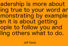 the truth about authentic leadership