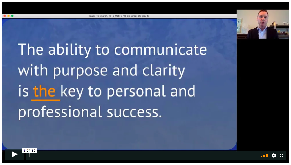 WEBINAR: Communication Secrets