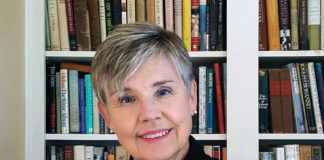 Author Sally Helgesen