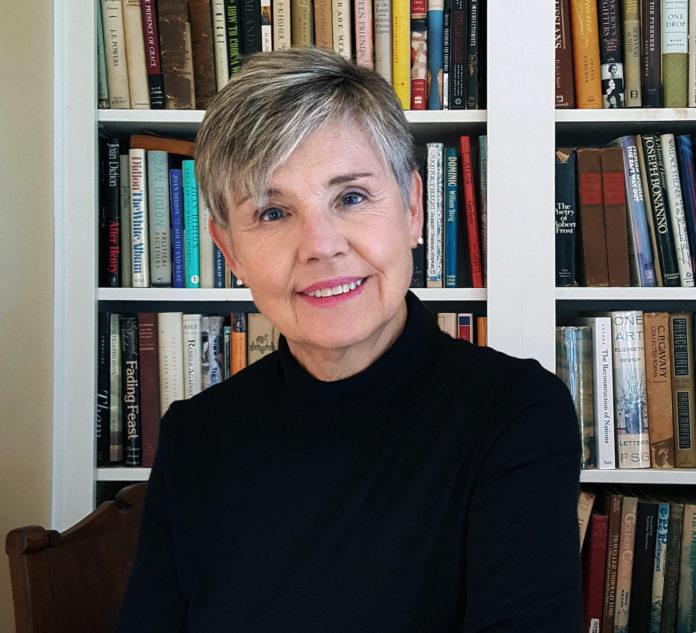 Author Sally Helgesen