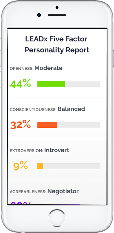 App-personality-report
