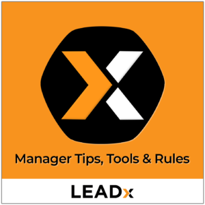 Manager Tips Tools and Rules Podcast