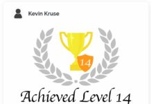 Achieved LEADx Level