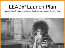 LEADx Launch Plan