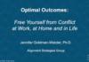 free yourself from conflict jennifer goldman-wetzler