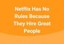 Netflix Has No Rules