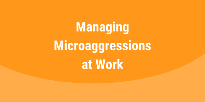 Microaggressions-Definition- Examples