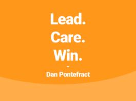 Lead Care Win Dan Pontefract