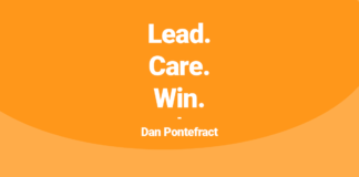Lead Care Win Dan Pontefract