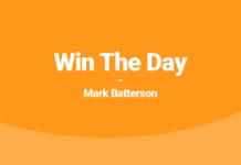 Win The Day Mark Batterson