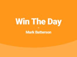 Win The Day Mark Batterson