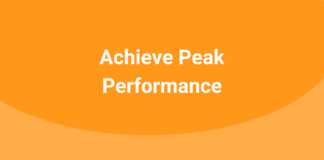 Achieve Peak Performance