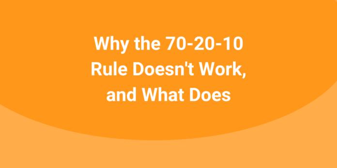 70-20-10-Rule